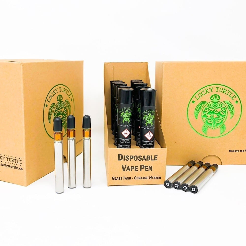Disposable Vapes - Lucky Turtle